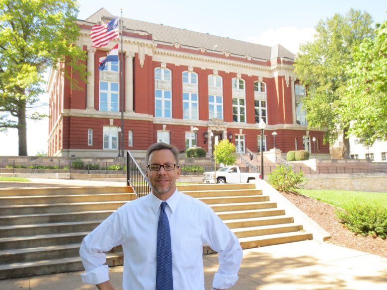 Contributed photo Joe Vanover, former Platte County executive assistant prosecuting attorney, argued two cases in the Missouri Supreme Court in September for the Platte County Prosecutor's Office.