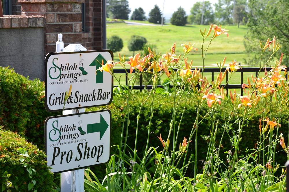 Citizen File Photo The Platte County Commission approved the sale of the Shiloh Springs Golf Club in Platte City, Mo., to Great Life Kansas City for $610,000 during the administrative session on Tuesday, Feb. 20.