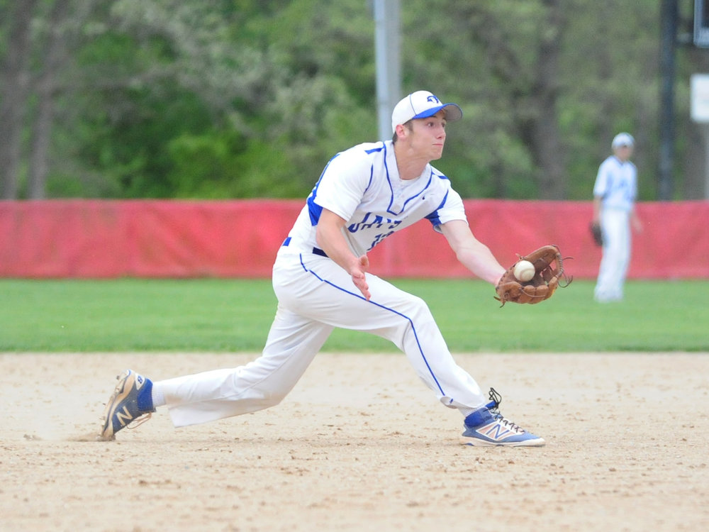 West Platte's Grant Eagen is back after hitting .408 last year and earning all-district honors.