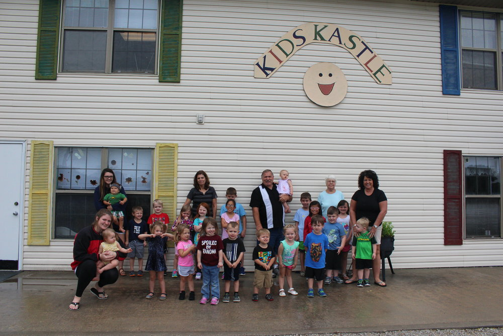 CODY THORN/Citizen photo The Kids Kastle day care is under new ownership with local owners Don and Karen Sams.