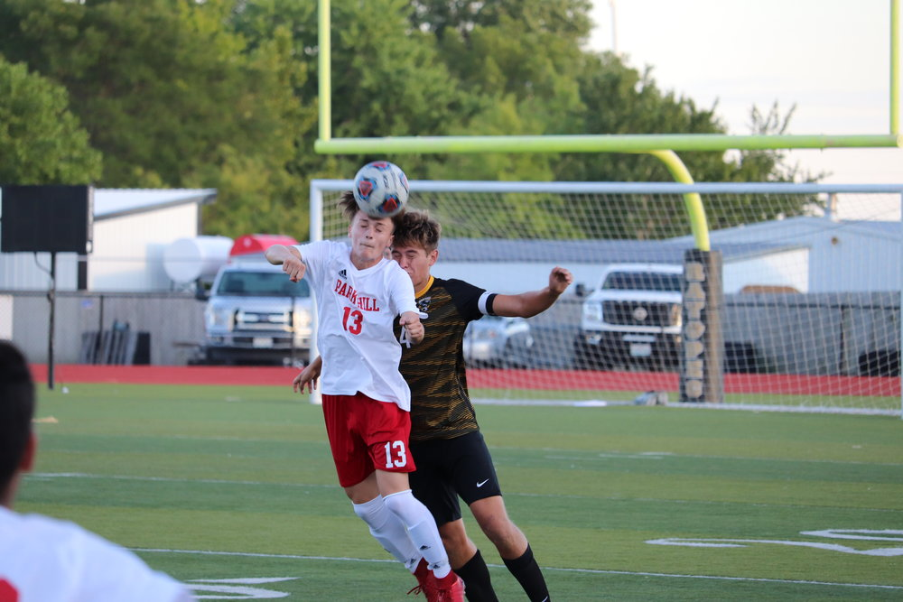 cochran lindsey record hat tricks in victories the platte county