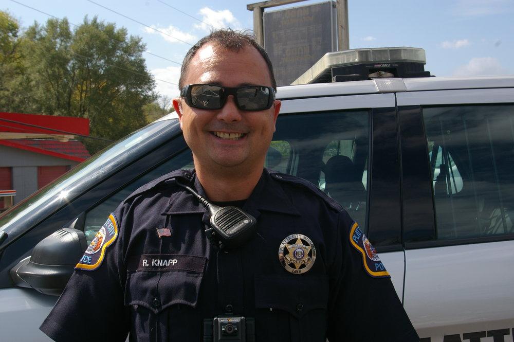 Officer Robert Knapp