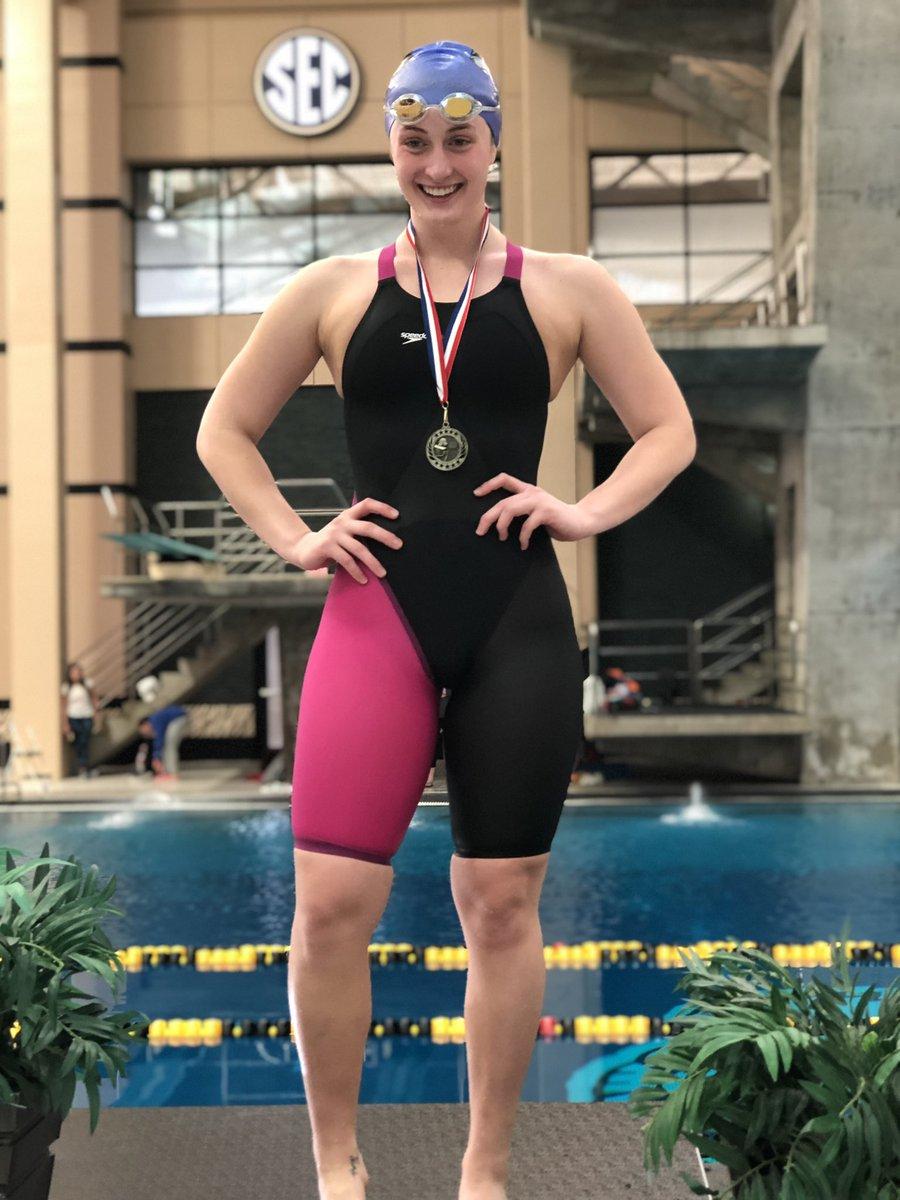 Submitted photo  Park Hill South's Georgia Clark won the 200 IM on Saturday, Jan. 5 at the COMO ßInvitational.