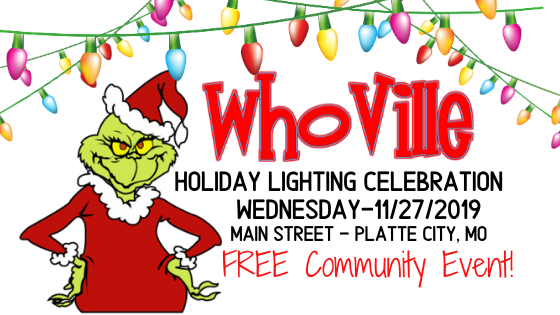 Platte City Goes Whoville For Lighting Ceremony The Platte County Citizen
