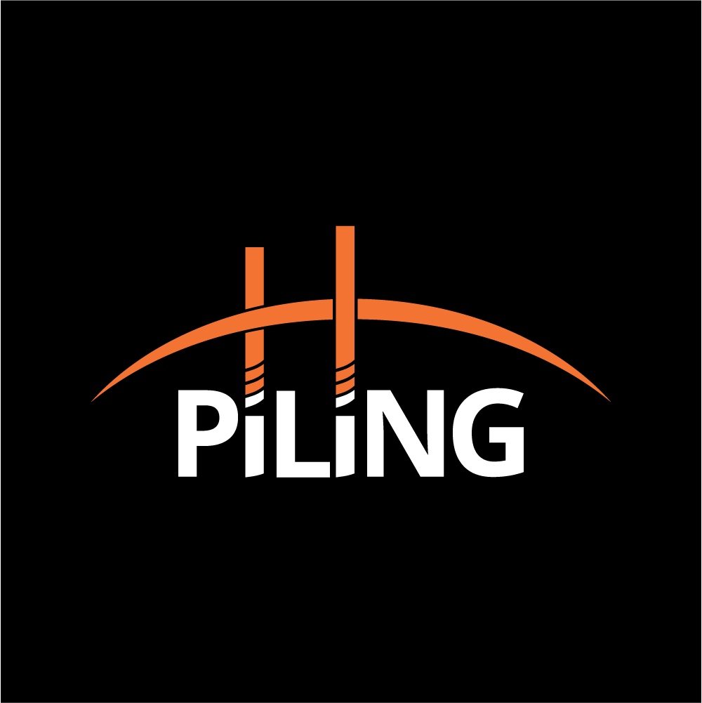 logo design for a piling and building company