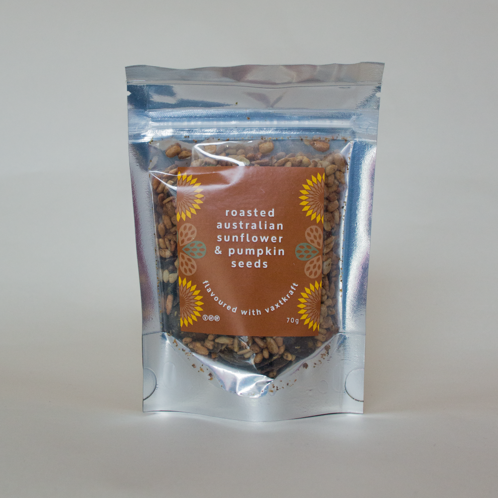 packaging design for snack food