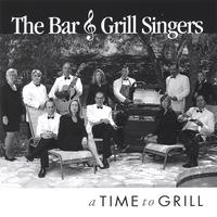 A Time To Grill - CD