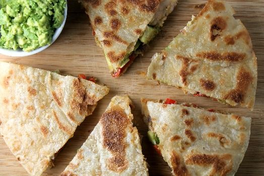 Gluten Free Chicken Quesadilla