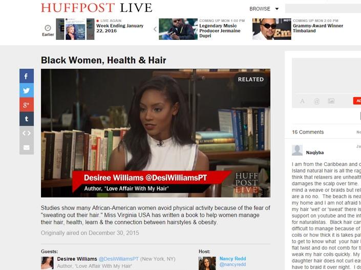Huffpost Live