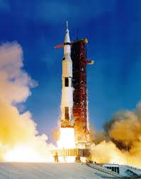 Saturn V rocket /NASA