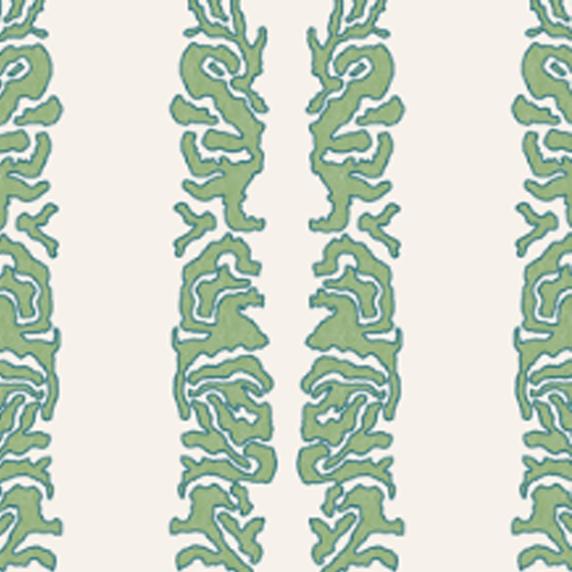 Coral Scroll-Fern