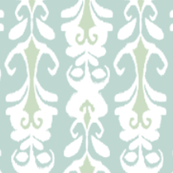 Joker Ikat-Sea Glass