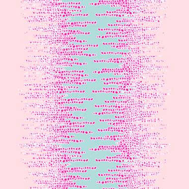 Crevasse Stripes- Bubblegum