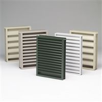 Sightproof Louvers