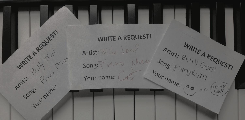 No I Will Not Play Piano Man Gabriel David Music