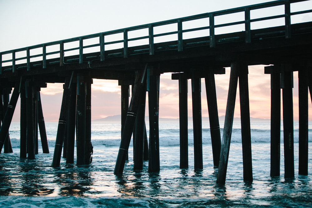 Port Hueneme Pier, California