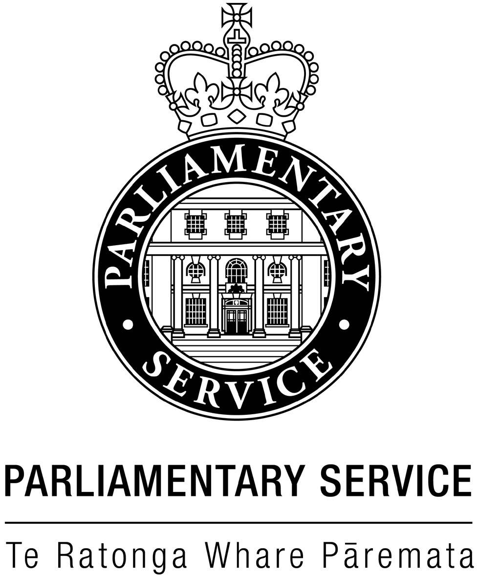 Parliamentary Service logo - black on white centered.jpg