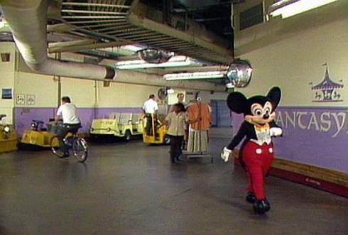 Utilidor w:Mickey