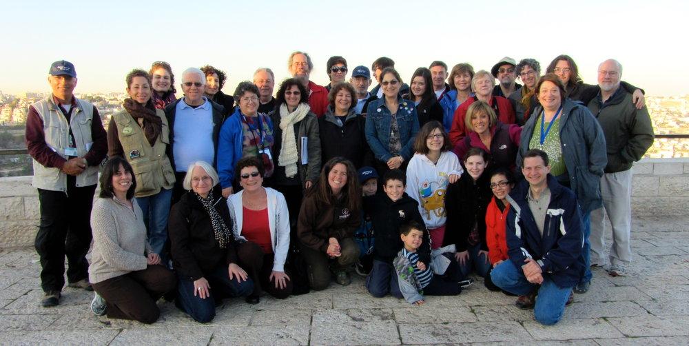 Israel trip, 2011