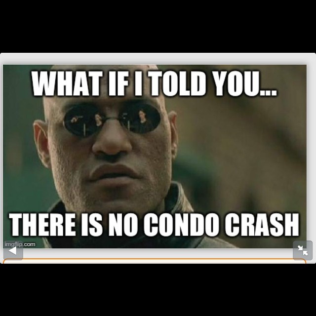 You said it #morpheus. There is some serious activity in the condo market in #toronto. Multiple offers all over the place. Lots of good product flying off the shelves. Of you're thinking about #selling pls connect with your #realtor. If we can help we are happy to do so.    #downtowntoliving #torontoigers #torontocondos #torontobloggers #torontorealestate #remax #realtor #realestate #remaxhallmark #6ix #thesix