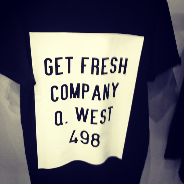 When I met Bruce Lee at #498queen street years back @getfreshcompany wasn't what it is today. Congrats on the growth through the powerful networking and social media marketing that your brand has been able to employ. These guys have made a name for themselves. Great trendy casual gear. #summer ready. Thanks for the jogger/dress pants. #downtowntoliving #queenwest #toronto #torontoigers #torontobloggers #6ix