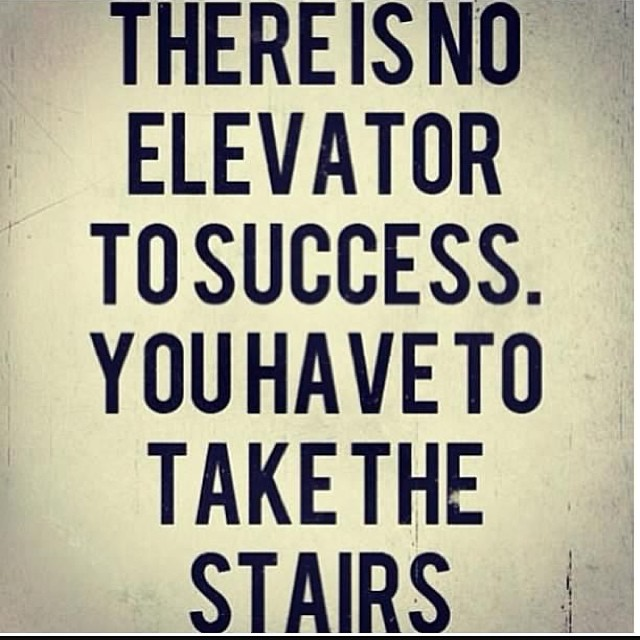 I know it's #thursday but it kind of feels like a #monday… So here's a little #mondaymotivation. No shortcuts. Lets do it!  #eastgtaliving #toronto #pickering #ajax #markham #bestofig #torontoigers #torontobloggers