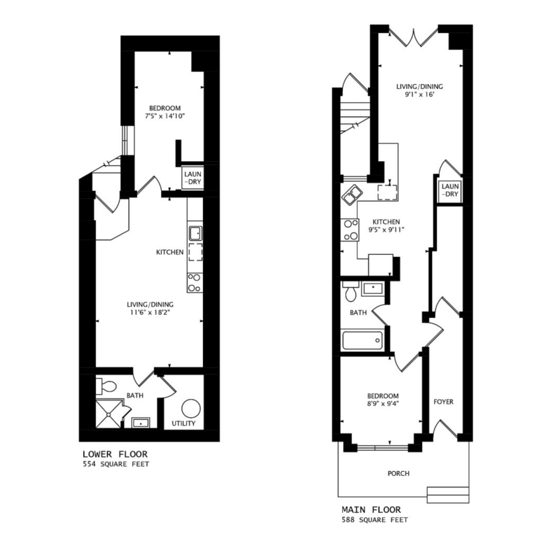 Floorplan - 251 Manning Ave
