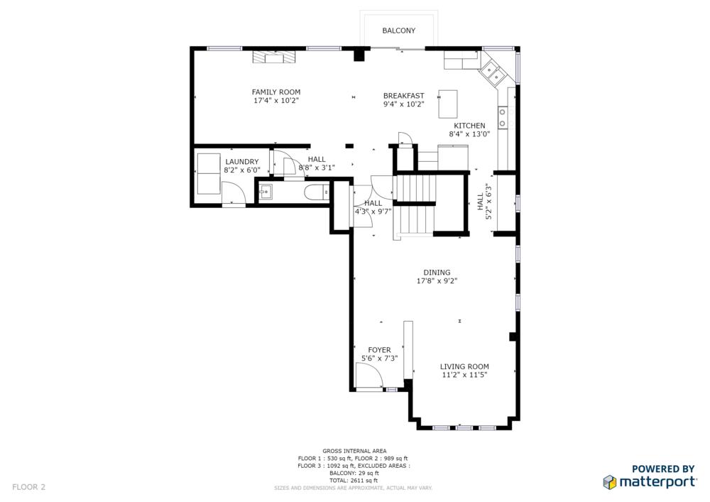 11 Bradbury [main floor]