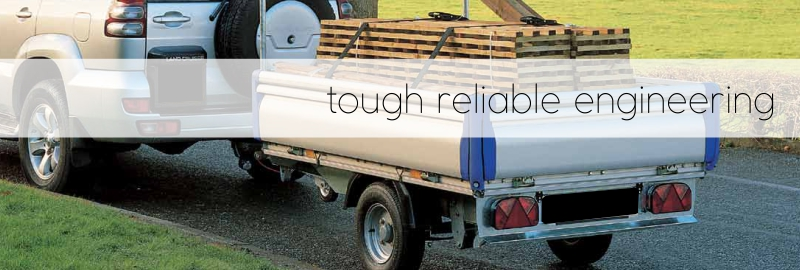 Tough & Reliable Trailers
