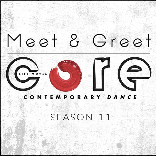 TOMORROW is our Meet and Greet and tickets are almost sold out! We will still have a few available for presale as well as at the door!  See you there! @leightondanceproject at 3PM, $15 or $20 for two! Link to tickets in the bio!
