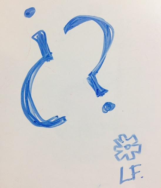 ¿Qué les parece el logo de La Fábrica que dibujé?