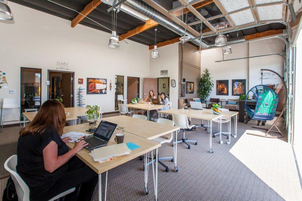 Hera Hub en San Diego, EEUU.