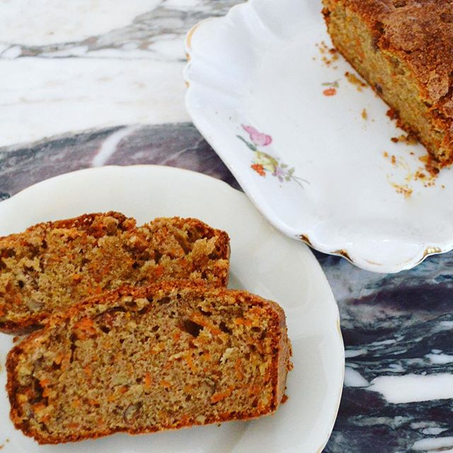 CARROT-WALNUT LOAF recipe is now up on my blog! Link to it is in my bio🌈🌈🌈 #instagood #instafood #yummy #foodie #foodphotography #food #foodblogger
