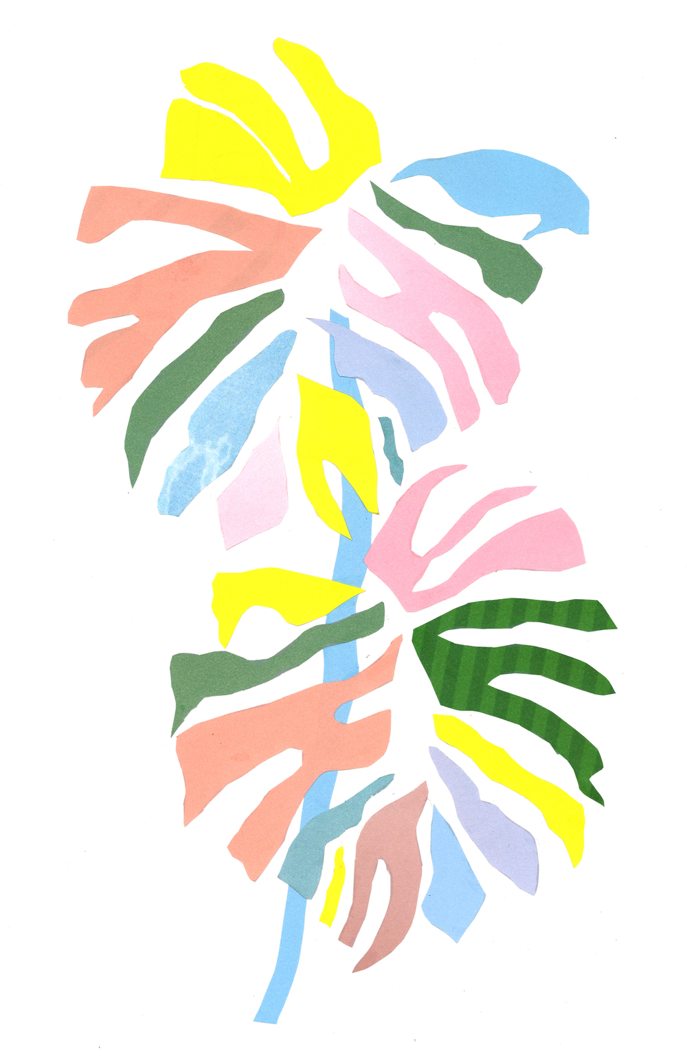 Plant Pastel