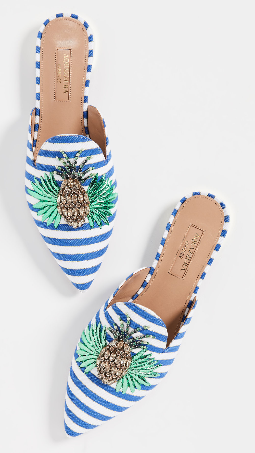 Aquazzara Pineapple Flats
