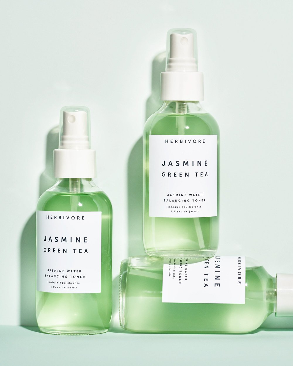 Herbivore Jasmine Green Tea Balancing Toner  Available at Atelerie