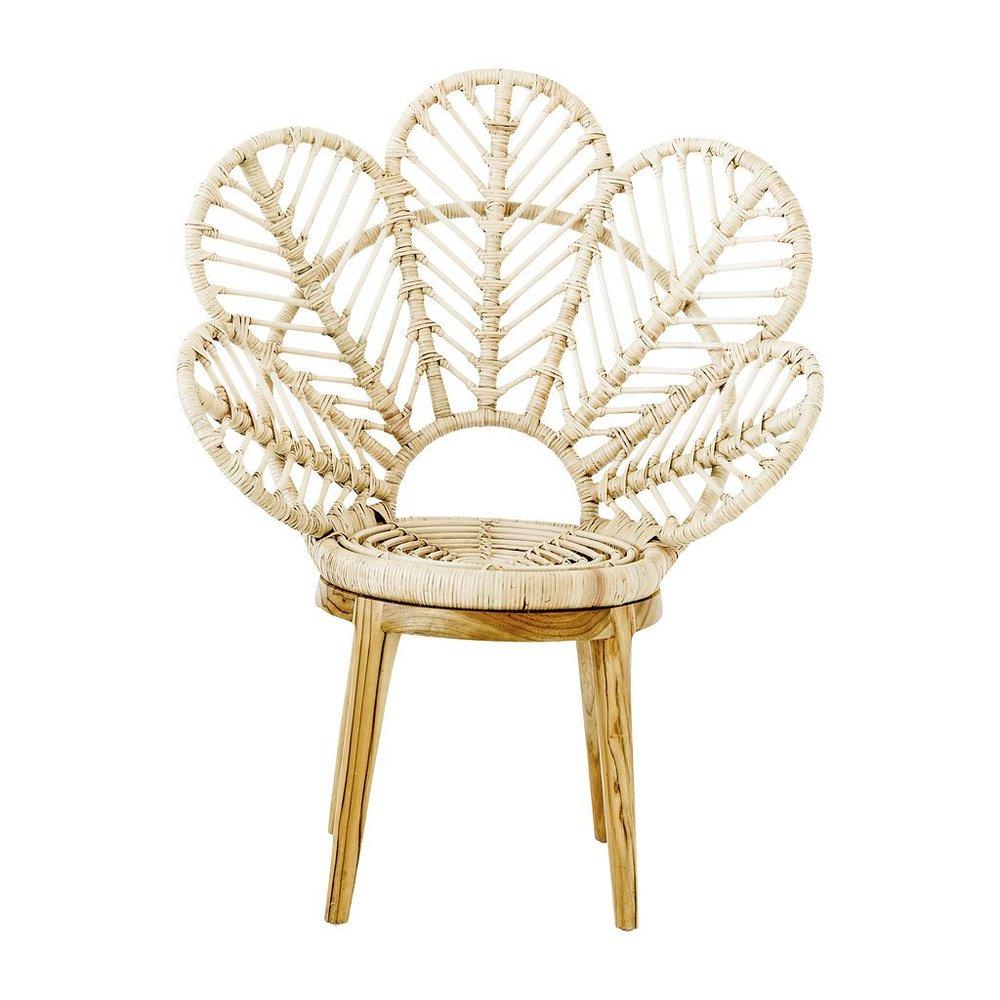 Hello Trader Flower Chair