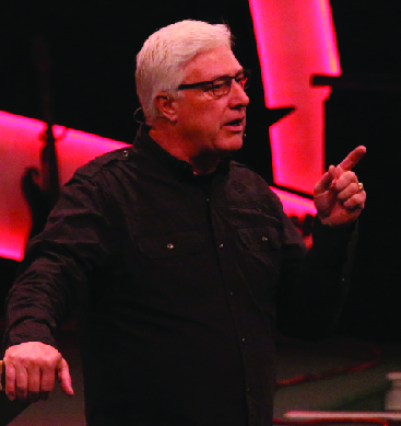 Pastor Mike Kalstrup