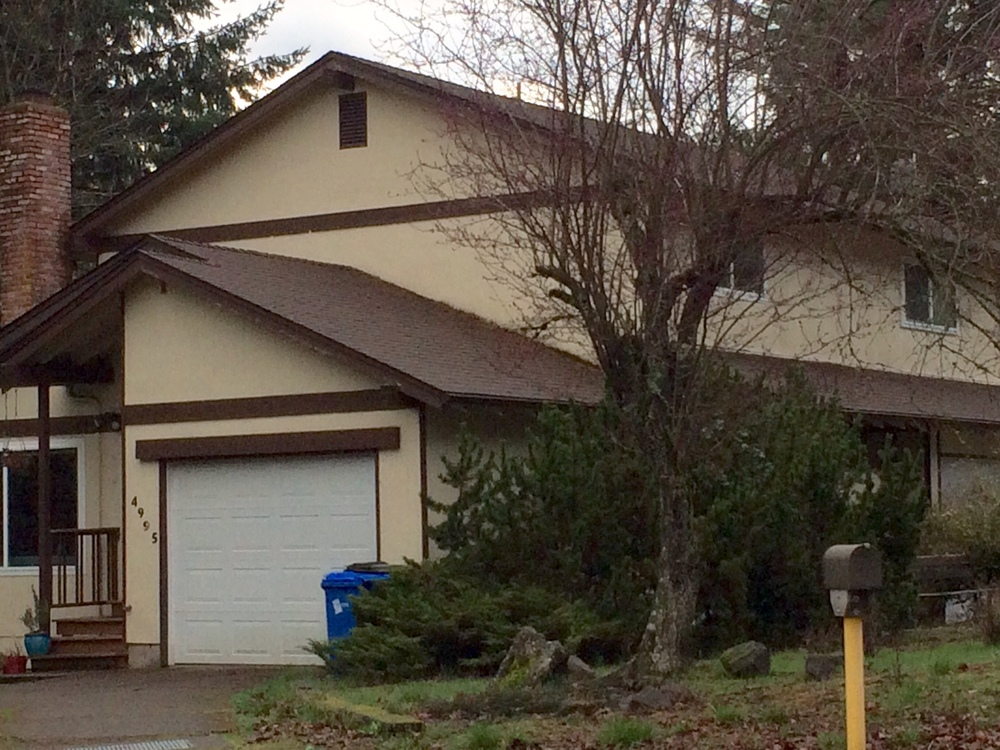 Duplex in Eugene