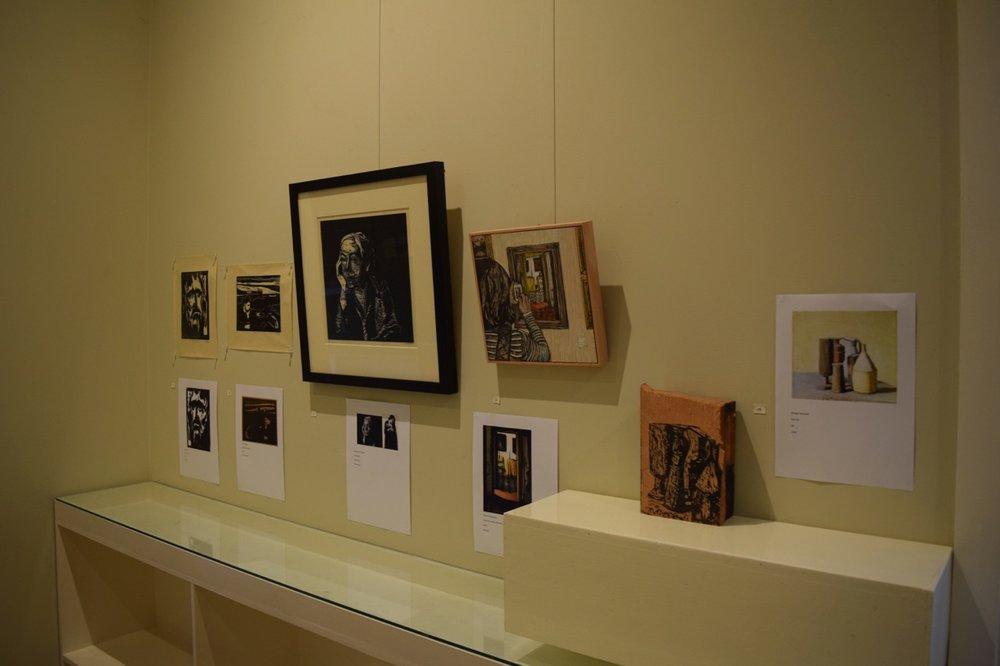 Various works by Julian Laffan