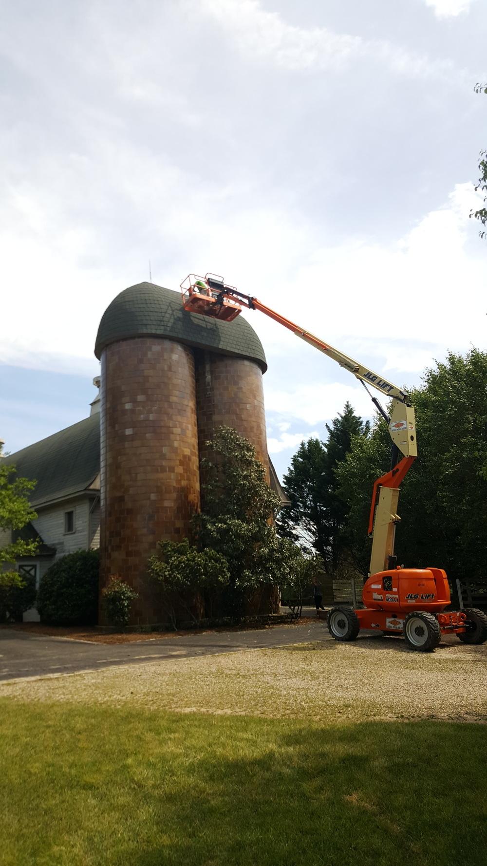 wakefield barn restoration