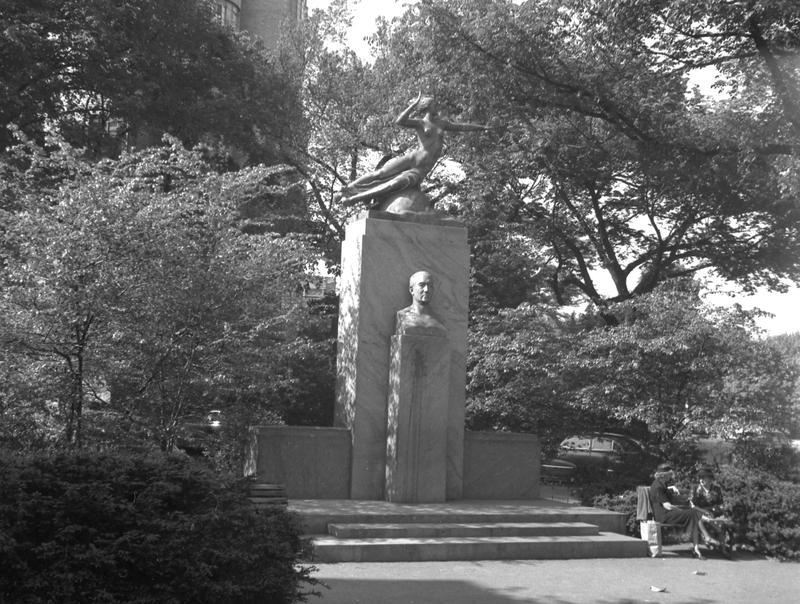 Marconi, Guglielmo, Memorial, ca. 1950