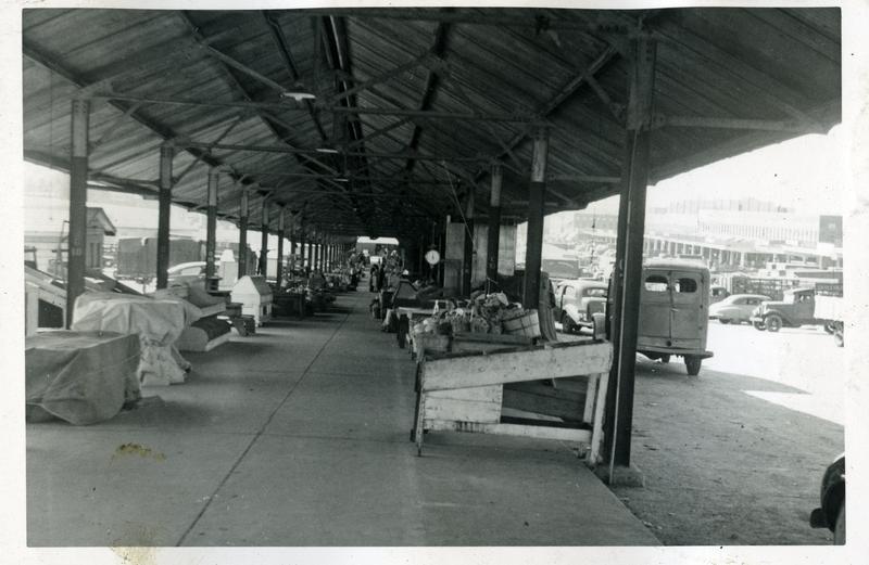 Union Market, ca. 1949