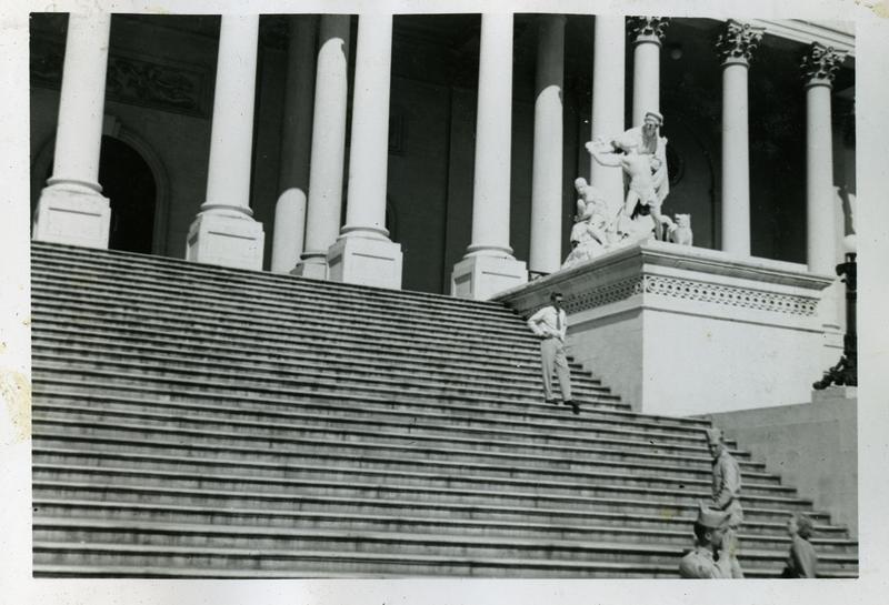 Capitol Building, ca. 1951