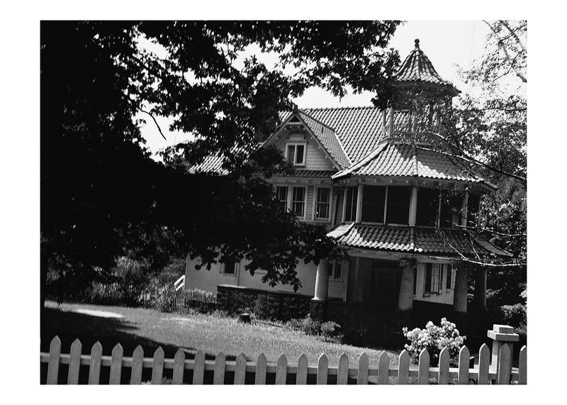 Old house at 3134 Highland Place NW, ca 1949