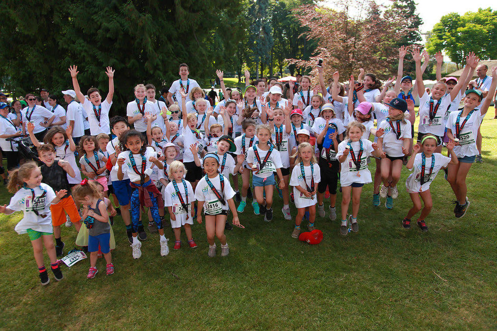 The Cassie and Friends organization were part of the Scotia Bank Charity Event held on June 25th in Stanley Park. Children participated in the run and numerous other fundraising activities throughout the year to raise money for juvenile arthritis and other rheumatic diseases.