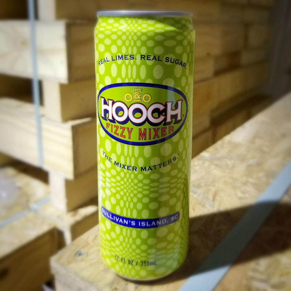 Hooch 12oz Can.