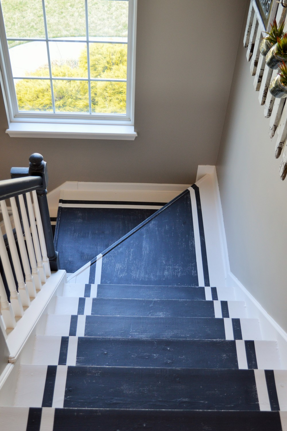 From Drab To Fab Diy Staircase Remodel The Other Side