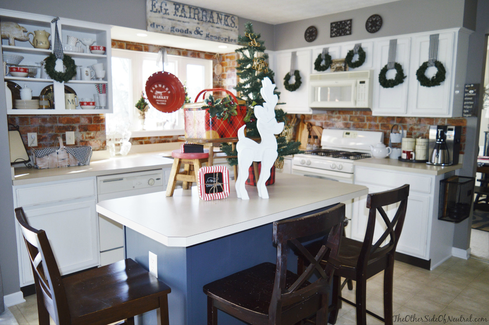 Holiday Kitchen