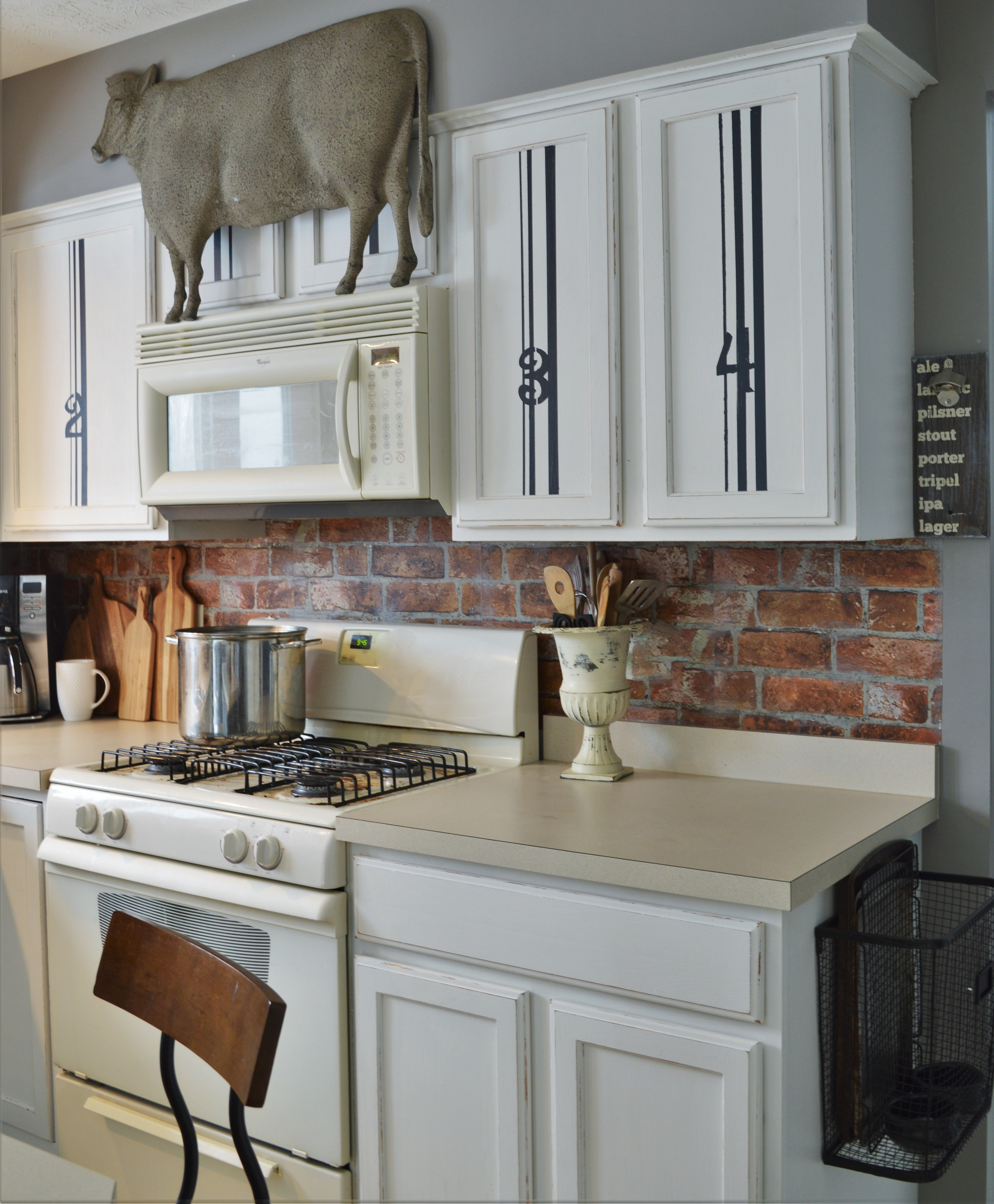 farmhouse kitchen cabinets. Painted Kitchen Cabinets  Adding Farmhouse Character The Other Side of Neutral
